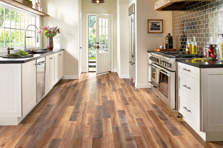 maintaining laminate floors